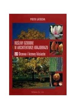 Rosliny ozdobne w architekturze krajobrazu. Cz. IV Drzewa i krzewy liściaste