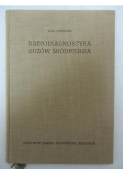 Radiodiagnostyka guzów śródpiersia