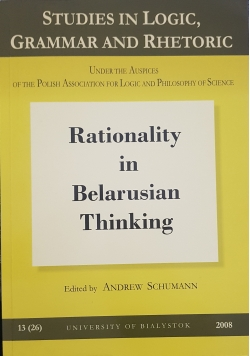 Rationality in Belarusian Thinking