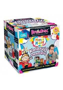 BrainBox Koloruj i zapamiętuj ALBI