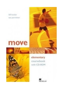 Move, Elementary coursebook with CD-Rom