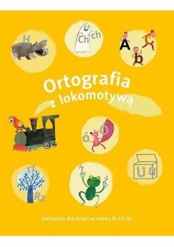 Lokomotywa 3 Ortografia ćw. 8-10 lat