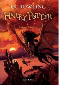 Harry Potter 5 Zakon Feniksa BR w.2016