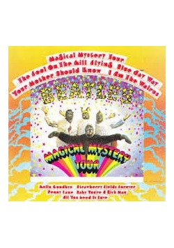 Magical Mystery Tour, CD