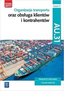 Organizacja transportu Kwal. AU.31 cz.2 WSiP