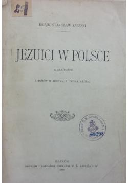 Jezuici w Polsce, 1908r.