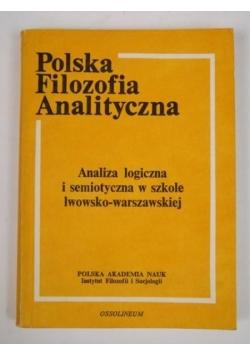 Polska filozofia analityczna