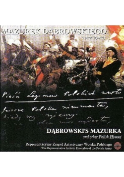 Mazurek Dąbrowskiego, CD