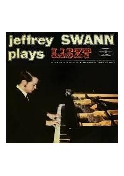 Jeffrey Swann plays