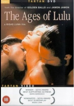 The Ages of lulu, DVD