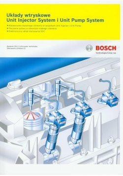 Bosch. Układy wtryskowe Unit Injector System