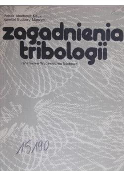 Zagadnienia tribologii