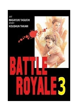 Battle royale 3, nowe