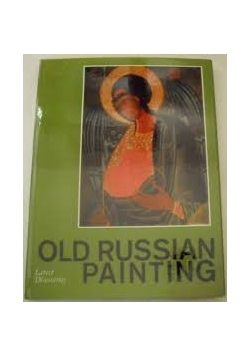Old russian painting