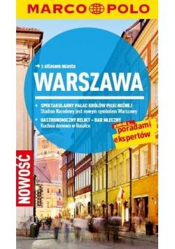 Przewodnik Marco Polo. Warszawa