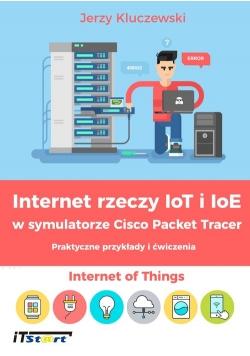 Internet rzeczy IoT i IoE w symulatorze Cisco Packet Tracer