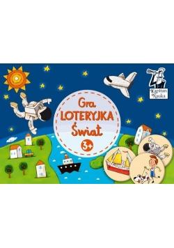 Gra Loteryjka Świat 3+