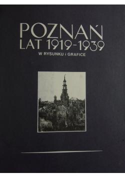 Poznań lat 1919-1939
