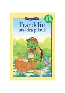 Franklin urządza piknik. Czytamy...