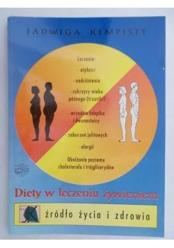 Diety w leczeniu żywieniem