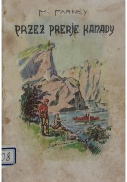 Przez prerje Kanady, 1935 r.
