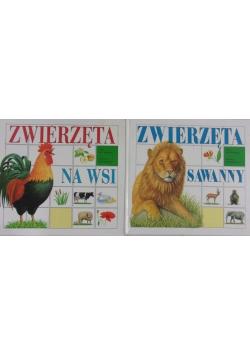 Zwierzęta, 2 książki