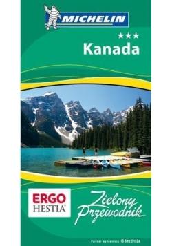 Zielony Przewodnik - Kanada Wyd.I