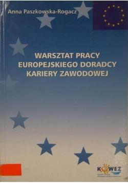 Warsztat pracy europejskiego doradcy kariery zawodowej
