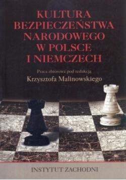 Kultura bezpieczeństwa narodowego w Polsce i Niemczech