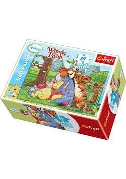 Puzzle 54 mini Lato w stumilowym lesie 3 TREFL