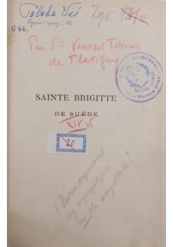 Sainte Brigitte de Suede, ok. 1906 r.