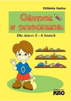 Olimpek w przedszkolu