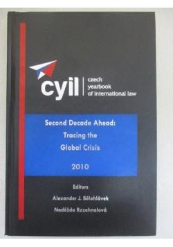 Czech Yearbook of International Law