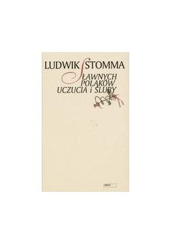 Sławnych Polaków Uczucia i Śluby