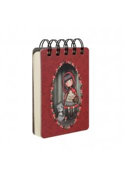 Notatnik - Little Red Riding Hood