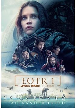 Star Wars. Łotr 1. Historie (okładka filmowa)