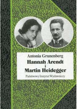 Hannah Arendt i Martin Heidegger