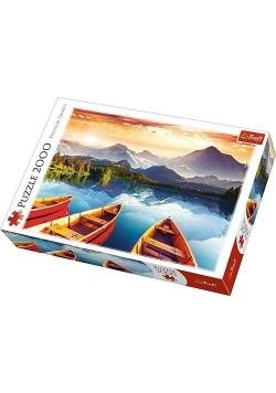 Puzzle 2000 Kryształowe jezioro TREFL