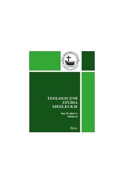 Teologiczne Studia Siedleckie