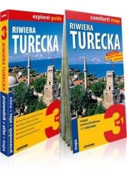 Explore!guide Riwiera Turecka 3w1 przewodnik