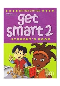 Get smart 2 SB wersja brytyjska MM PUBLICATIONS