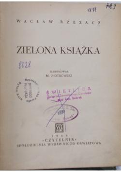 Zielona książka, 1949r.
