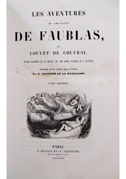 De faublas, 1842r.
