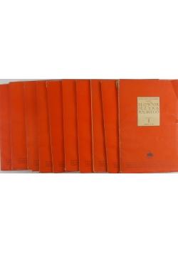 Słownik języka polskiego , 1-10. 1792 r.