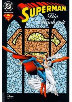 Superman die hochzeit