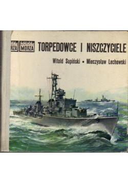 Torpedowiec i niszczyciele