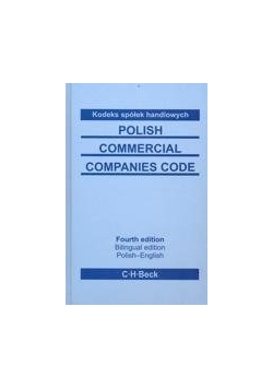 Polish commercial companies code