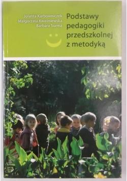 Podstawy pedagogiki przedszkolnej z metodyką