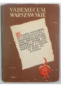 Vademecum warszawskie