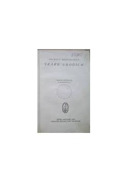 Skarb ubogich, 1926 r.